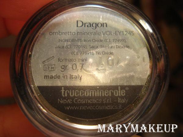 Neve Makeup_dragon