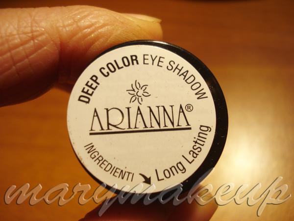 Deep Color Eyeshadow - Arianna Makeup