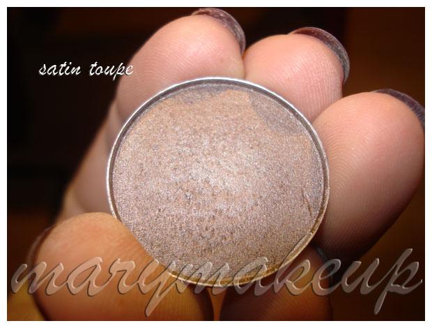 Mac Cosmetics Satin Toupe