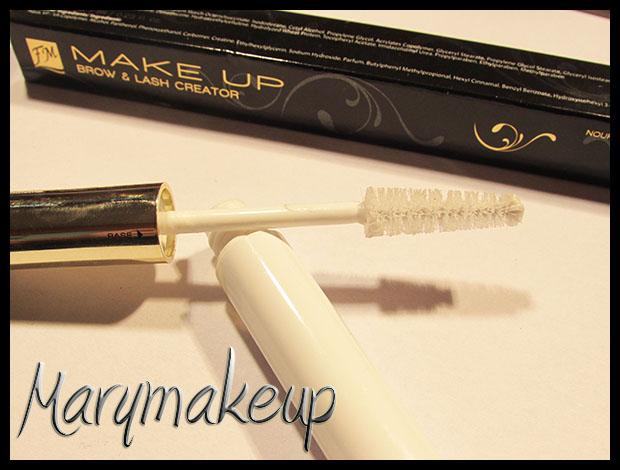 FM Make-up Brow & Lash Creator