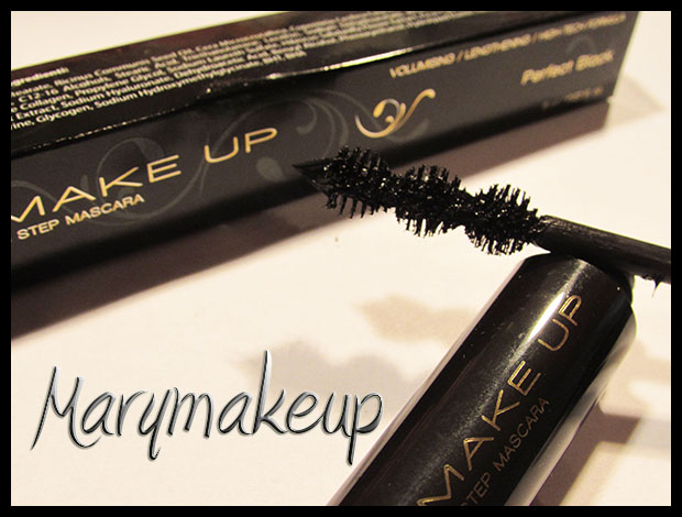 FM Make-up 3 Step Mascara