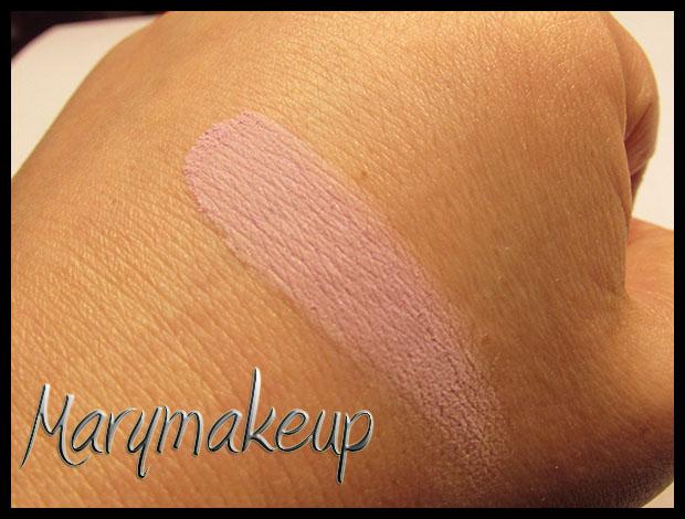 FM Make-up Cashmere Eyeshadow in Lavander Dream (swatches)
