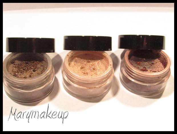 Bella Pierre Cosmetics - Mineral Eyeshadows