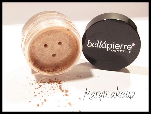 Bella Pierre Cosmetics - Earth Mineral Eyeshadows