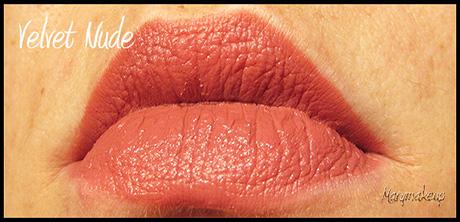Debby Kiss My Lips Velvet Nude