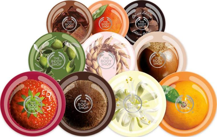 Immagine The Body Shop