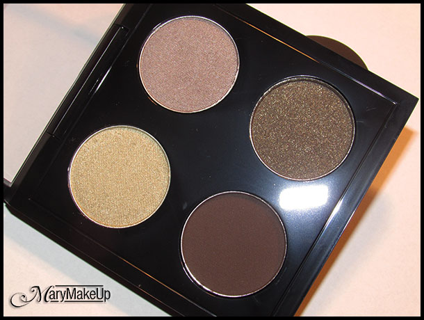 A Novel Romance Quad by Mac Cosmetics