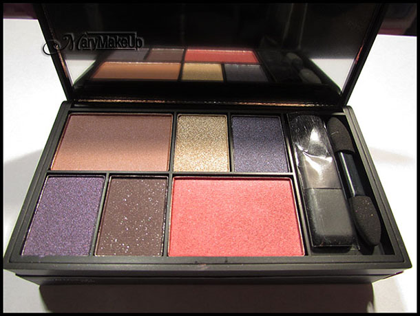 Sleek - See you at midnight eye and cheek palette