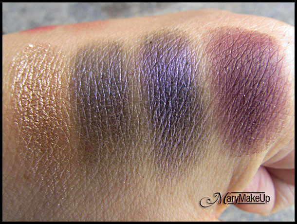 Sleek - See you at midnight eye and cheek palette - luce naturale