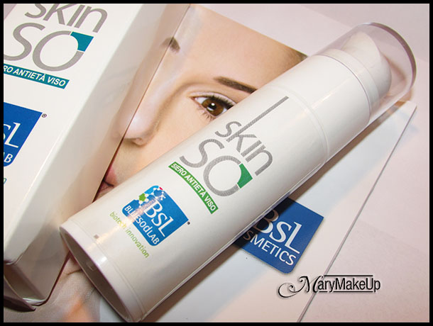 BSL Cosmetics Siero Antietà