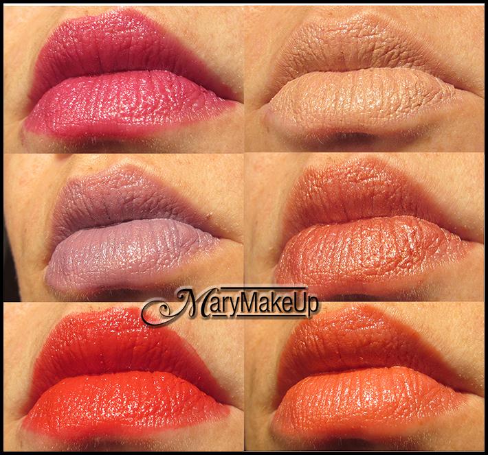 Miss Broadway Smart Kiss Lipsticks
