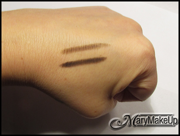 Wet 'n Wild Brow Set Swatches