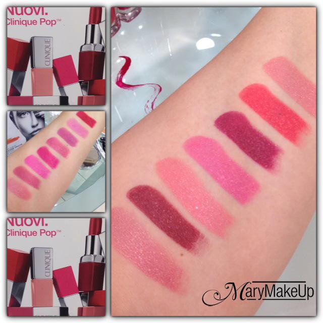 Pop Lip Colour: swatches (1)