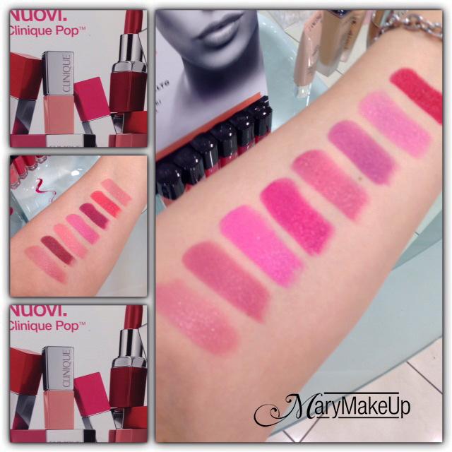 Pop Lip Colour swatches (2)