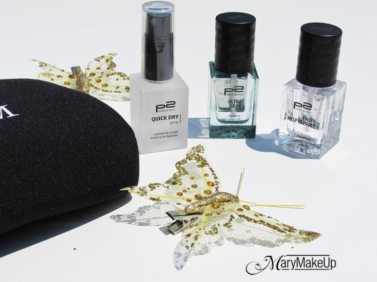 P2 prodotti per unghie