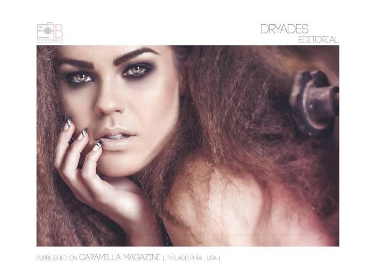 Ph.: Tania Betti Model: Chiara Nicolanti Stilista: Stefania Nacci Hair Stylist: Eleonora Rossini  Mua: Marina Macii