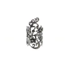 silver_nail_wrap_ring_medium