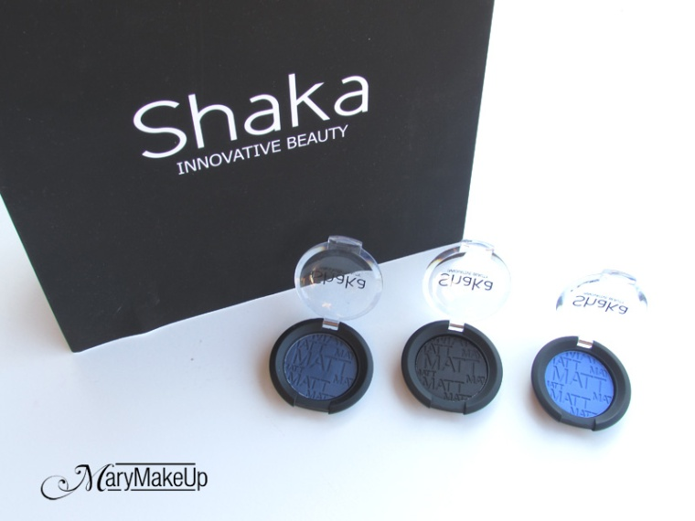 Shaka Innovative Beauty Matt Eyeshadows