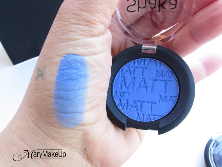Shaka Innovative Beauty Matt Electric Blue