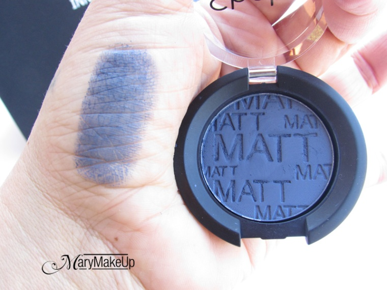 Shaka Innovative Beauty Matt Navy Blue