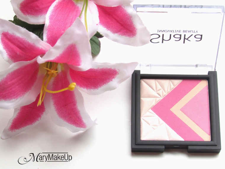 Shaka Innovative Beauty Imperial Rose Blush Origami