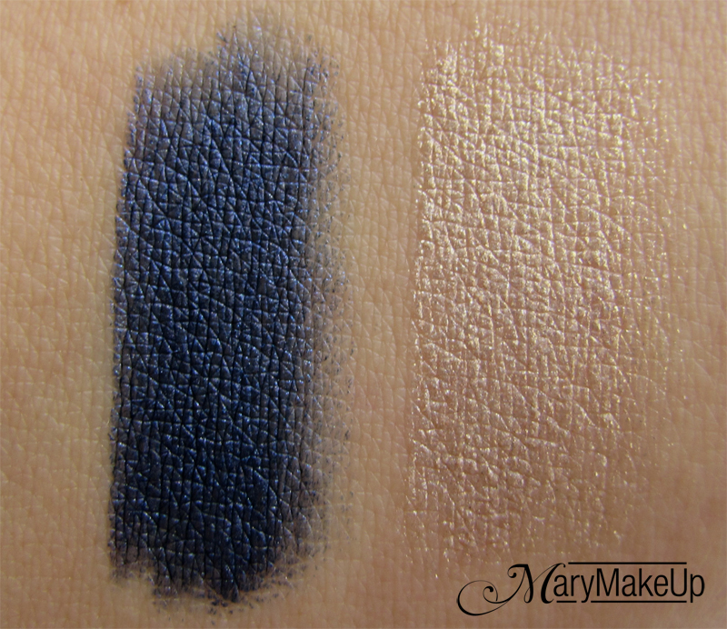 Shaka Innovative Beauty Play-Matic Eyeshadow swatches