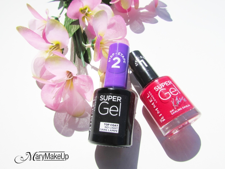 Rimmel London Super Gel Duo Pack