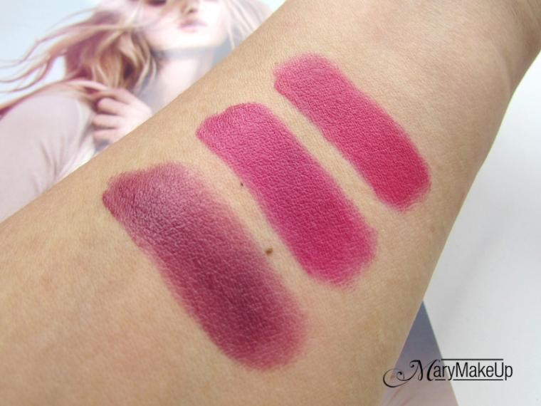 Essence Lipstick Collection