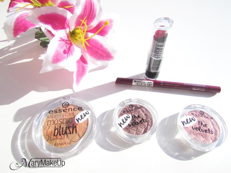 Make-up Haul May 2016