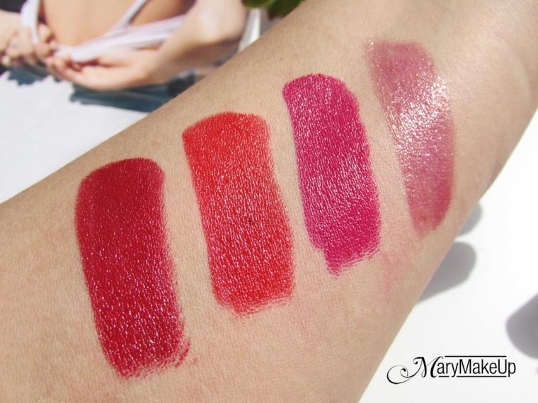 Rimmel_London_Lipsticks swatches