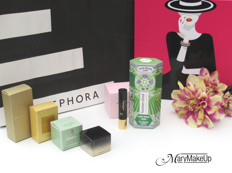 Sephora Birthday 2016 Beauty Box Gold Card Event